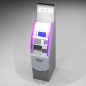 Revit Family-ATM Machine