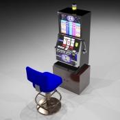 Revit Family-Slot Machine-2