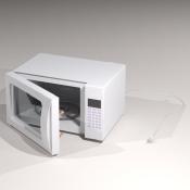 Revit Family-Microwave