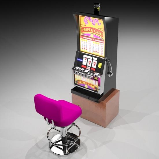 Revit Family-Slot Machine-3